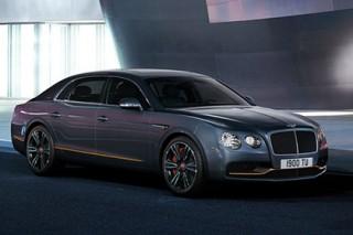Россияне дождались Bentley Flying Spur c отделкой наночастицами титана