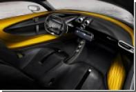 Рассекречено устройство салона самого быстрого в мире гиперкара