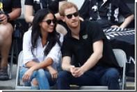 Принц Гарри обручился с темнокожей актрисой