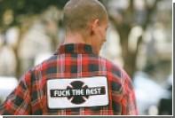 Supreme выпустил рубашку дровосека с матерным лозунгом