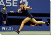 Платье Шараповой признали самым красивым теннисным нарядом года