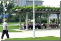 Туристам в Северной Корее удалось сделать нелегальные фото на телефон