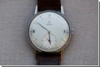 Omega продала самые дорогие часы в своей истории