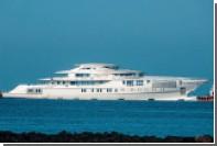 На воду спущена крупнейшая турецкая суперъяхта