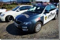 В Тбилиси напали на машину российских туристов