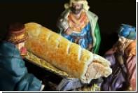 Сосиска в тесте в роли Иисуса разозлила британских христиан