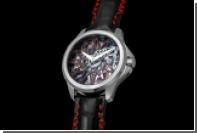 Швейцарец Иван Арпа сделал часы с красной звездой