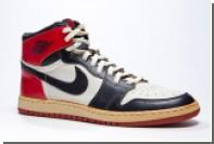 Ношеные кроссовки Майкла Джордана оценили в 50 тысяч долларов