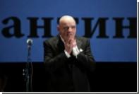 Опубликовано видео срыва выступления Райкина в Одессе
