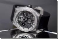Zenith создал часы по технологии открывшего кольца Сатурна астронома