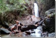 Российский турист упал с водопада в Таиланде