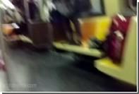 Крыса вызвала хаос и панику в вагоне нью-йоркского метро