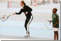 Герцогиню Кейт уличили в ношении треников за 250 евро