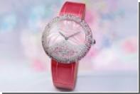 Созданы часы с циферблатом цвета фламинго