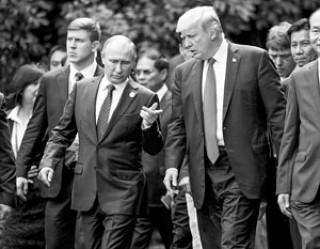 Путин и Трамп уничтожат «Исламское государство»