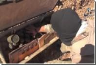 Сирийские военные выявили поставки оружия из США террористам