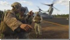 Минобороны РФ: террористов в Сирии обучают в зоне ответственности США