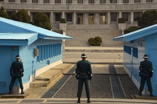 Северокорейские солдаты подстрелили бегущего на Юг сослуживца