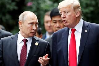 Путин рассказал о беседе с Трампом