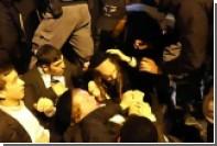 Израильская полиция скрутила два десятка бунтующих иудеев-ортодоксов