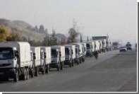 Российские военные отвергли данные об атаке на конвой в Сирии