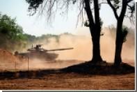 Т-90 появились близ последнего оплота ИГ в Сирии после трех дней бомбежек