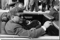 Рассекречены новые документы об убийстве Кеннеди