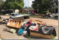 Ураган «Харви» признали библейским штормом