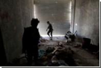 В сирийском Дейр-эз-Зоре террористы взорвали лагерь беженцев