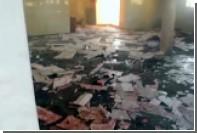 Последствия подрыва 50 человек в мечети показали на видео