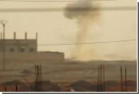Уничтожение сирийского танка ракетой показали на видео