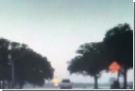 Обкуренный техасец удирал от полиции на машине и влетел в озеро