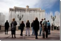 Неизвестный совершил налет на казино в Лас-Вегасе