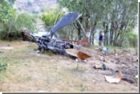 В Саудовской Аравии разбился вертолет с принцем и высокопоставленными лицами