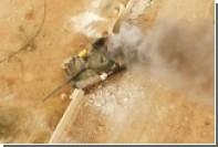 В боях с «разгромленным» ИГ сирийцы потеряли поставленный из России танк