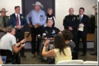 Местный житель открыл ответный огонь по техасскому стрелку