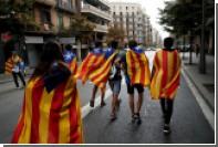 Испания отменила независимость Каталонии