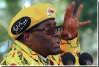 Президент Зимбабве отказался подчиниться повстанцам и уйти в отставку