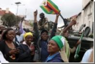 В Зимбабве занялись импичментом Мугабе