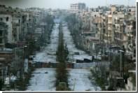 В Минобороны увеличившуюся в три раза площадь Сирии объяснили дном