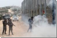 Израиль отравил газом лезших из-под земли палестинцев
