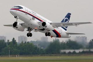 Самолеты Sukhoi Superjet  попытались продать в Анголу
