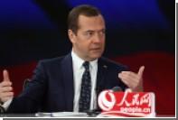 Медведев придумал новое объяснение санкциям