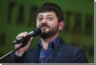 Галустян обиделся на рекламу шаурмы