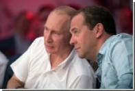 Путин изучит жалобы на Медведева