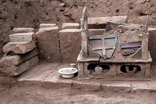 В Китае нашли останки Будды