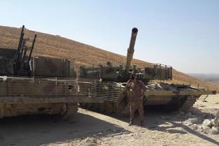 В Сирии заметили доработанные Т-72 и «Шилки»