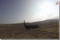 Пуск улучшенной ракеты «Искандер-М» показали с расстояния 100 метров