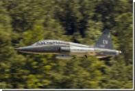 Разбился сверхзвуковой самолет ВВС США