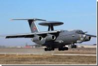 Новейший «летающий радар» А-100 впервые взлетел